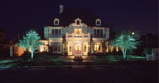 Landscape Lighting Dallas Ft Worth